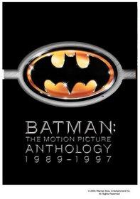 Batman: The Motion Picture Anthology 1989-1997 (Batman / Batman Returns / Batman Forever / Batman & Robin) (Two-Disc Special Editions)