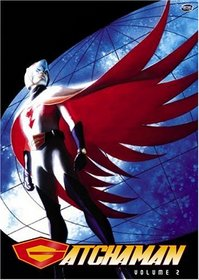 Gatchaman, Vol. 2: Meteors and Monsters