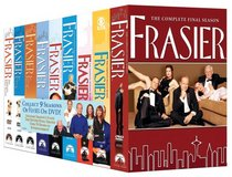 Frasier - The Complete Seasons 1-8, Season 11 (The Final Season)