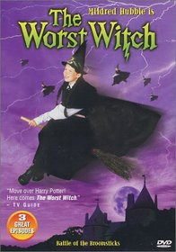 The Worst Witch - Battle of the Broomsticks