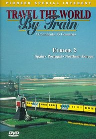 Travel the World By Train: Europe 2