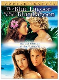 The Blue Lagoon and Return to the Blue Lagoon (Double Feature)