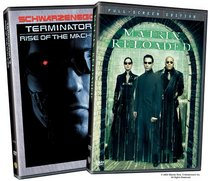 Terminator 3 - Rise of The Machines (Full Screen Edition) / Matrix Reloaded (Full Screen Edition)