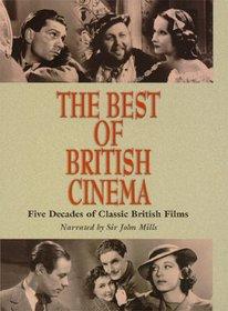 The Best of British Cinema: Five Decades of Classic British Films