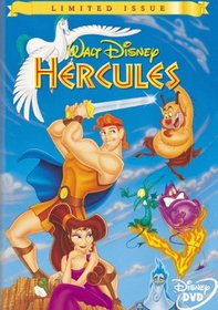 Hercules Limited Edition Dvd With Tate Donovan Susan Egan