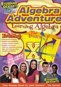 The Standard Deviants - Algebra Adventure (Learn Algebra Basics)