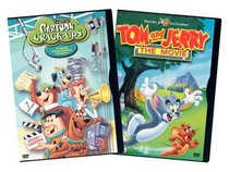 Cartoon Crack-Ups/ Tom and Jerry: The Movie