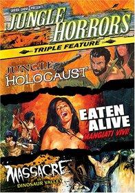 Jungle Horrors Triple Feature