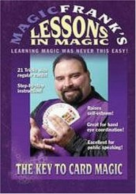 Magicfrank's Lessons In Magic - The Key To Card Magic