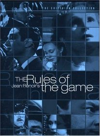 The Rules of the Game - Criterion Collection