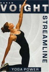 Karen Voight: Yoga Power - Streamline