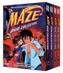 Maze DVD Collection