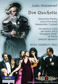 Massenet: Don Quichotte [DVD Video]