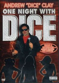 """Andrew """"Dice"""" Clay: One Night With Dice"""