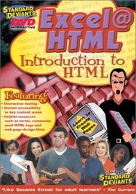 The Standard Deviants - Excel @ HTML (Learning HTML)