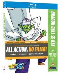 Dragon Ball Z Kai: Season One, Part 3 [Blu-ray]