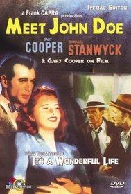 Meet John Doe / Gary Cooper on Film