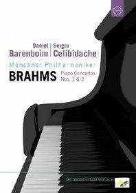 Brahms: Piano Concertos 1 & 2