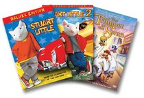 Stuart Little (Deluxe Edition) / Stuart Little 2 (Special Edition) / The Trumpet of the Swan