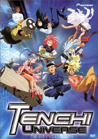 Tenchi Universe - Volume 4 - Time and Space Adventures