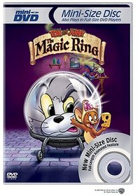 Tom and Jerry - The Magic Ring (Mini-DVD)