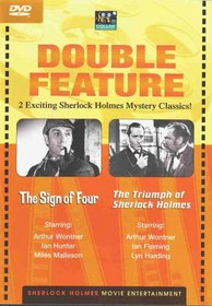 The Sign Of Four / The Triumph Of Sherlock Holmes