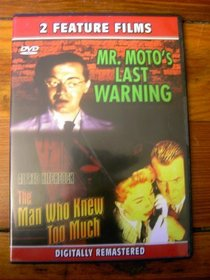 Mr. Moto's Last Warning & The Man Who Knew Too Much (Suspense Marathon Digitally Remastered)