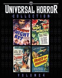 Universal Horror Collection: Volume 4 [Blu-ray]