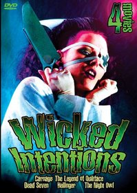 Wicked Intentions 4 Movie Pack