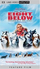 Eight Below [UMD for PSP]