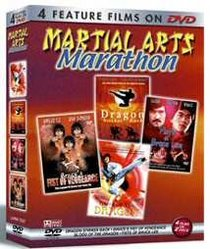 Martial Arts Marathon
