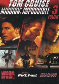 Tom Cruise, Mission: Impossible 3 Pack