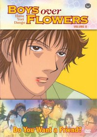 Boys Over Flowers - Do You Want a Friend (Vol. 8)
