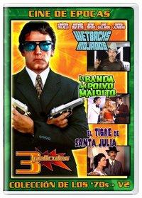 Cine De Epocas Coleccion De Los '70 - V2