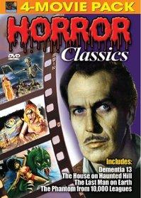 Horror Classics 4 Movie Pack Vol. 2