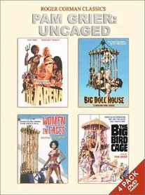 Pam Grier Uncaged Collection (Women in Cages / The Big Doll House / The Arena / The Big Bird Cage)