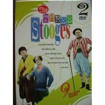 Three Stooges: V1 V2 (9 Episodes) (2pc)