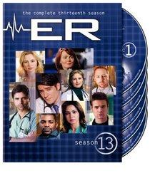 ER: The Complete Thirteenth Season