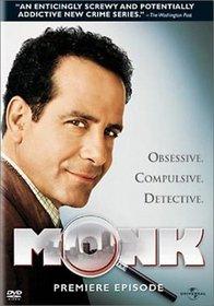 Monk - The Premiere Episode