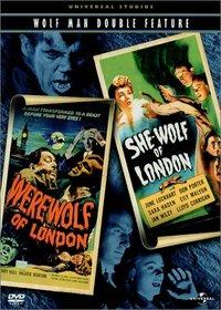 Werewolf of London / She-Wolf of London (Universal Studios Wolf Man Double Feature)