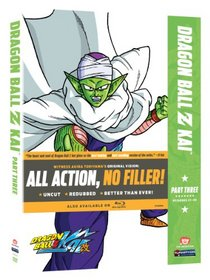 Dragon Ball Z Kai: Season One, Part Three