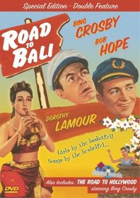 The Road to Bali / On the Road to Hollywood
