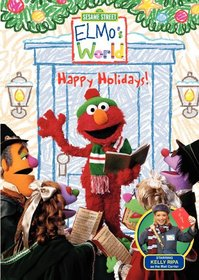 Sesame Street - Elmo's World - Happy Holidays