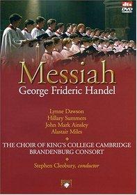 Handel - The Messiah / Dawson, Summers, Ainsley, Miles, Cleobury, King's College Choir, Brandenburg Consort