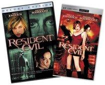 Resident Evil DVD (Deluxe Edition) / Resident Evil UMD