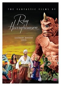 The Fantastic Films of Ray Harryhausen - Legendary Monster Series (Jason and the Argonauts / The Seventh Voyage of Sinbad / The Golden Voyage of Sinbad / Sinbad and the Eye of the Tiger / The 3 Worlds of Gulliver)
