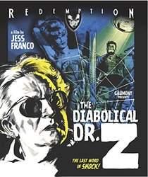 Diabolical Dr Z [Blu-ray]