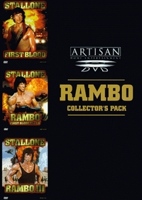 Rambo Collector's Pack