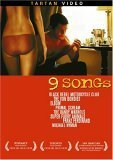 9 songs - Unrated Edited Version