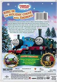 Thomas & Friends: A Very Thomas Christmas (New Artwork)